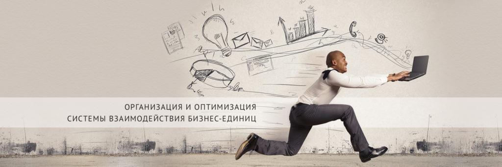 Организация и оптимизация системы взаимодействия бизнес-единиц